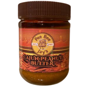 Cajun Peanut Butter
