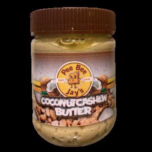 Coconut Cashew Peanut Butter