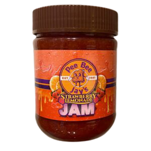 Strawberry Lemonade Jam