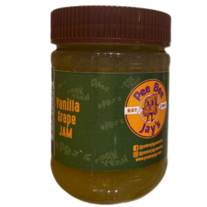 Vanilla Grape Jam